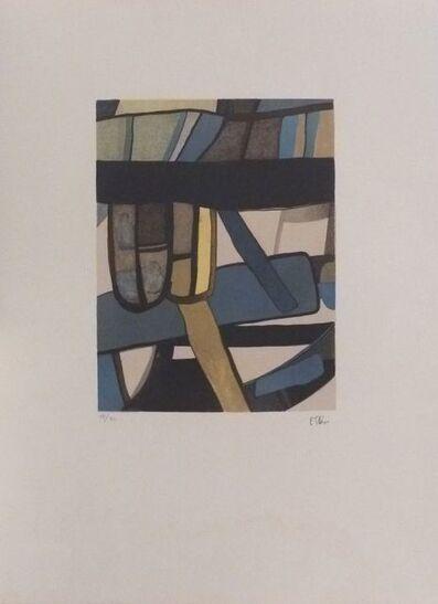 Maurice Estève, 'Bredin ', 1971