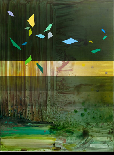 Sara Hughes, 'Sun Pillar 1', 2019