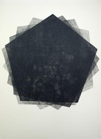 Luis Romero, 'Sin título V (Pentágono)', 2014