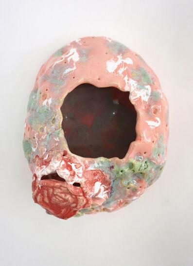 Klara Lilja, 'Pink Rose Behelit', 2019