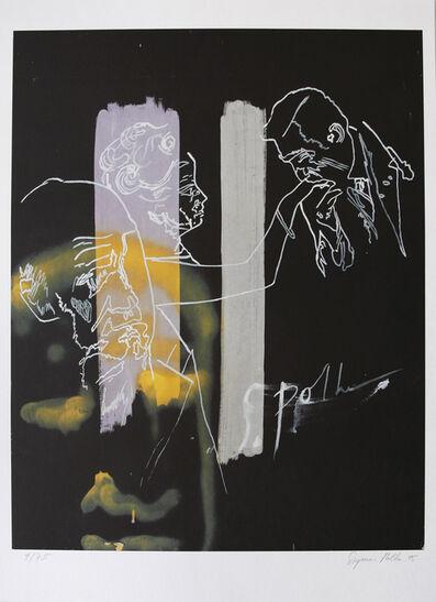 Sigmar Polke, 'Handkuss', 1995