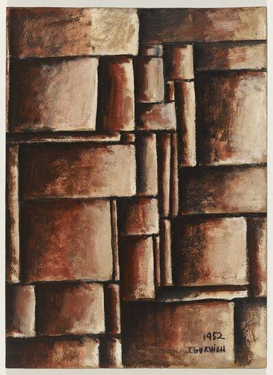 José Gurvich, 'Estructura', 1952