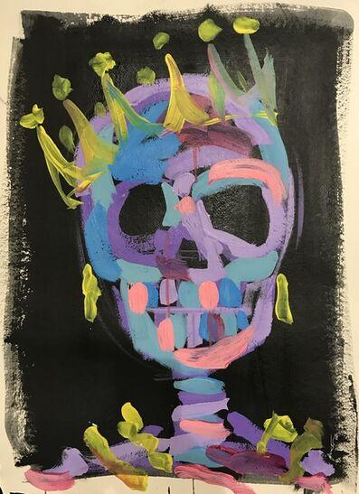 Bradley Theodore, 'Skull Crown ', 2017