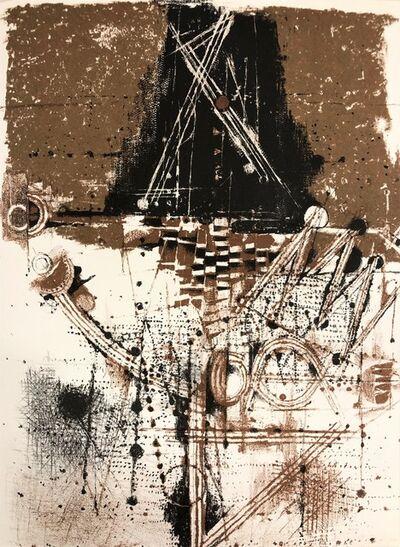 Johnny Friedlaender, 'Les oiseaux (The Birds)', 1973
