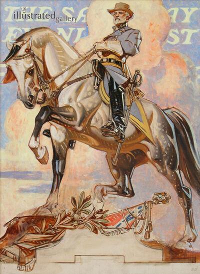 Joseph Christian Leyendecker, 'Robert E. Lee on Traveler', 1940