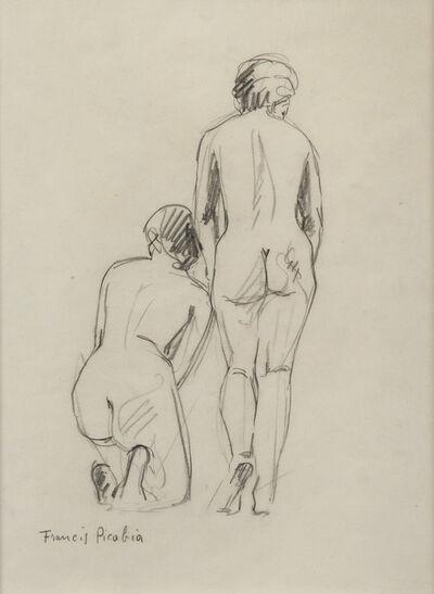 Francis Picabia, 'Nus de dos'