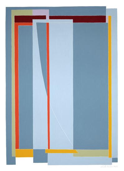 Dominique Gerolini, 'Blue 5', 2016