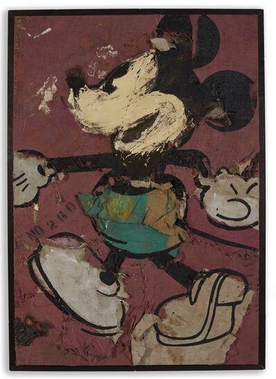 Manolo Valdés, 'Mickey I', 2015