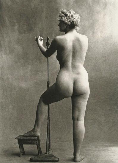 Irving Penn, 'Sculptor's Model, Paris', 1950