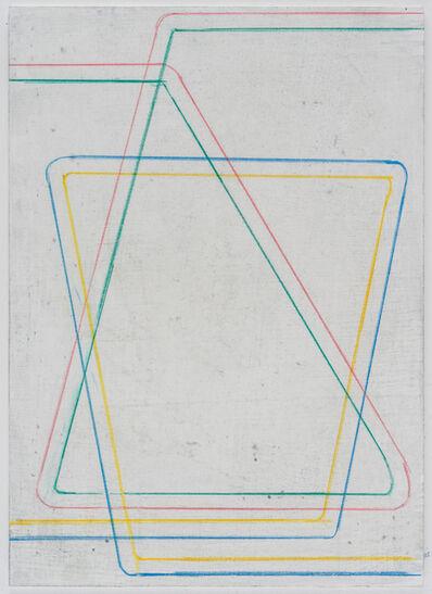 Pius Fox, 'Zwei mit demselben Ziel', 2020