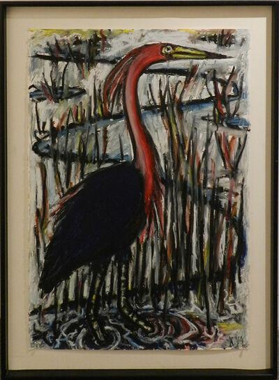 Frank X. Tolbert, 'Reddish Egret', 2014