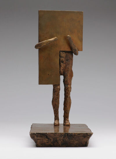 Ismail Fattah, 'Homage to Picasso', 1971