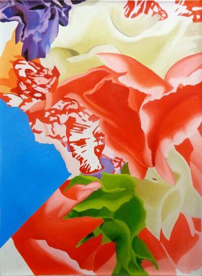 Darryl Westly, 'Interior/Exterior Flora', 2020