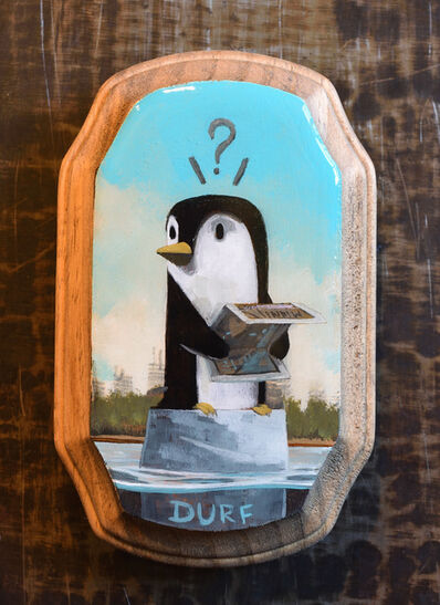 Nathan Durfee, 'Penguin Lost', 2019