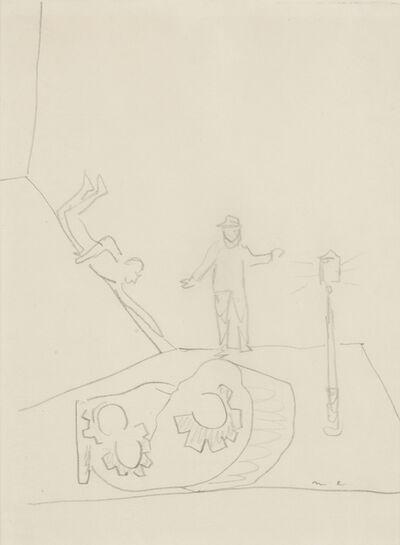 Max Ernst, 'Untitled', 1923