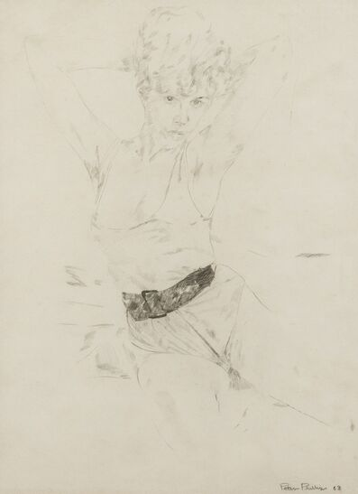 Peter Phillips, 'Pin-up Girl I', 1963