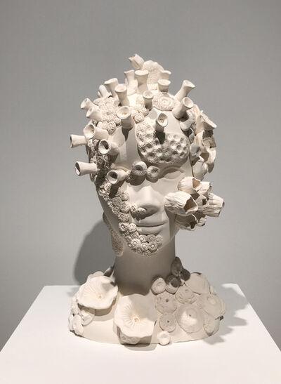 Yonetani Ken + Julia, 'Dysbiotica - Head 4', 2020
