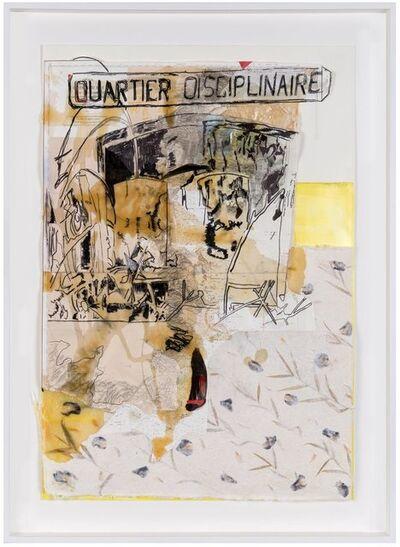 Susanne Roewer, 'Quartier Disciplinaire', 2017