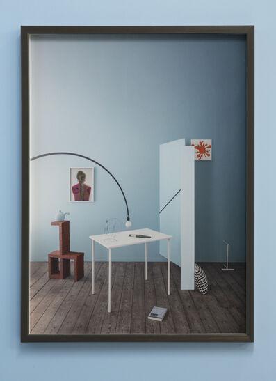 Merete Vyff Slyngborg, 'Art Room Still Life', 2014