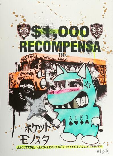 AIKO, 'Vandalismo (Recompensa)', 2008
