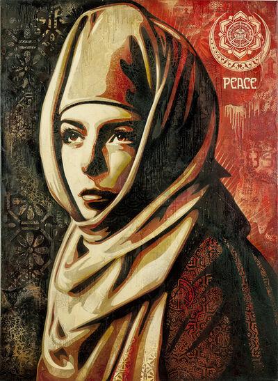 Shepard Fairey, 'Universal Personhood', 2013