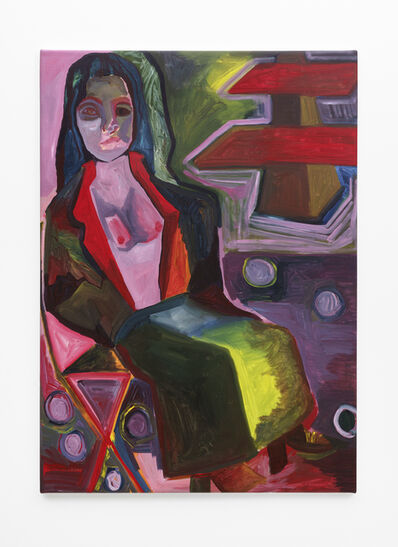 Veronica Madanes, 'Una forma abstracta revolucionaria (2)', 2019