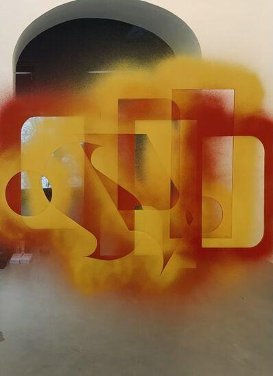 Dorit Margreiter, 'Calypso Serie 3/I', 2021