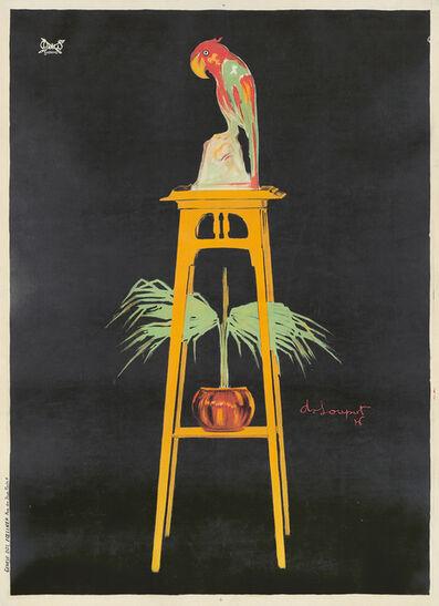 Charles Loupot, 'Parfums Naturels / Parrot.', 1916