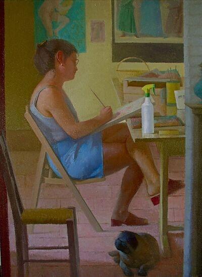 Langdon Quin, 'Artist', 2005