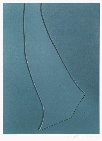Ed Ruscha, 'Busted Glass #32', 2009