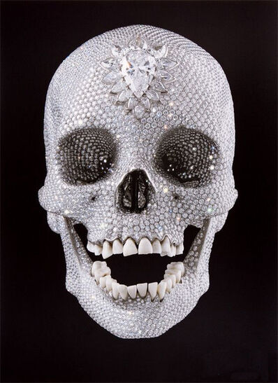 Damien Hirst, 'For the Love of God (Pray)', 2007