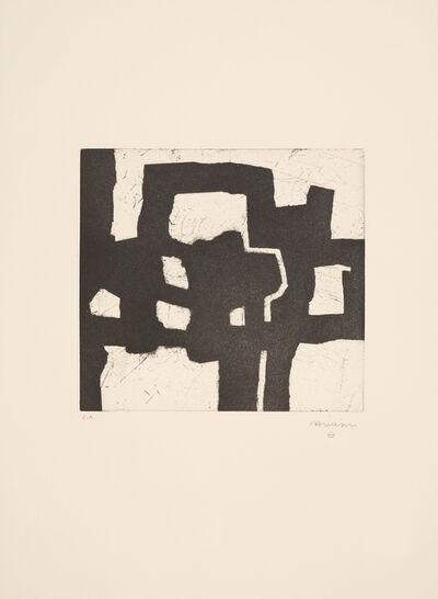 Eduardo Chillida, 'Homenaje a Picasso', 1972