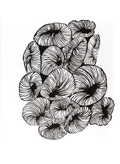 Carlton Newton, 'Drawing for Sculpture', 2017