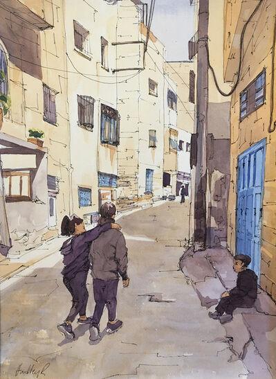 Hadley Rampton, 'Innocence, Aida Refugee Camp, Bethlehem', 2019