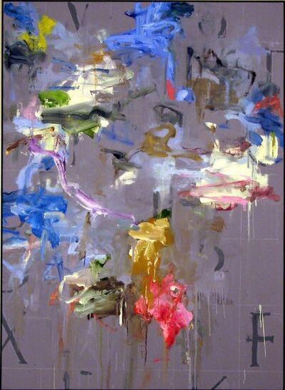 Kikuo Saito, 'African Red', 2007