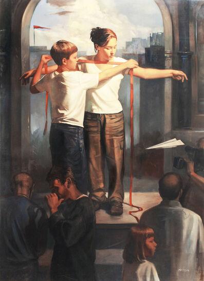 Margaret Morrison, 'Wingspan', 2003