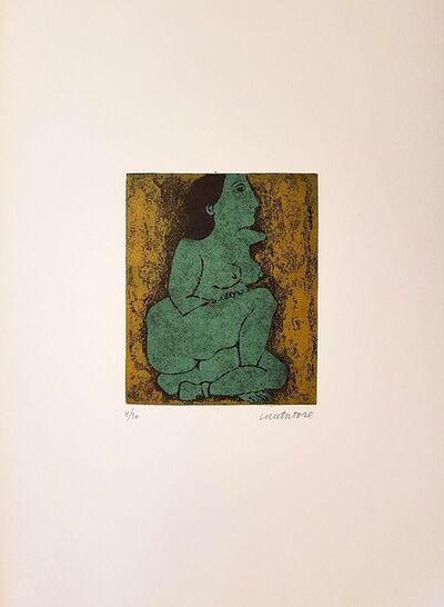 Domenico Cantatore, 'Untitled ', 1960