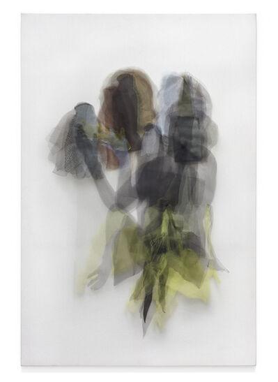 Teresa Giarcovich, 'Tu nombre sobre mi nombre  140 x 120x 06 cm 2015', 2016