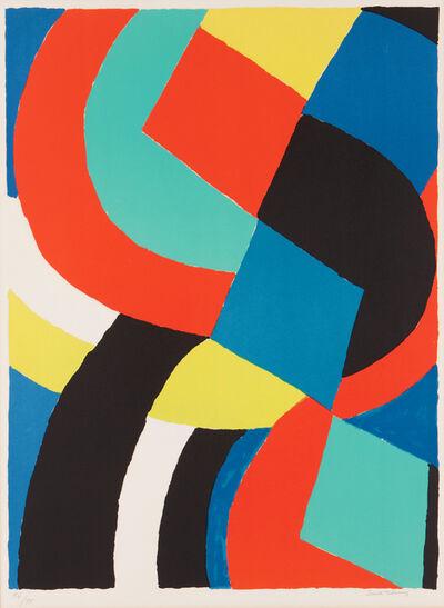 Sonia Delaunay, 'Untitled'
