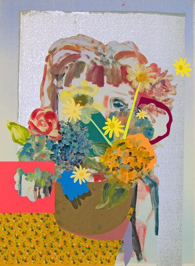 Mel Cook, 'Still Life With Hydrangeas', 2013