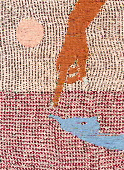 Charlotte Edey, 'Freshwater', 2018