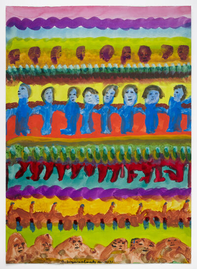 Agatha Wojciechowsky, 'Untitled', 1971