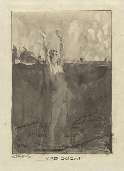 Max Klinger, 'Und Doch!', 1883
