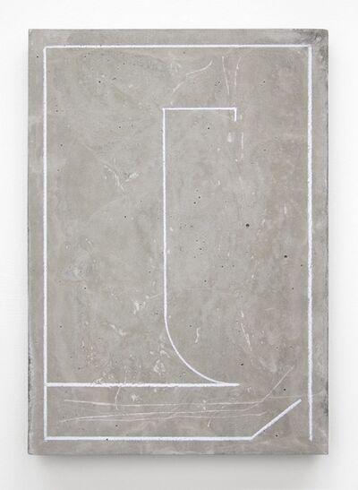 Toby Christian, 'Plan (Magnet)', 2015