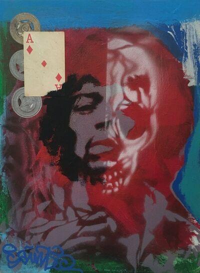 Damian Gonzales, 'Jimi Aces', 2014