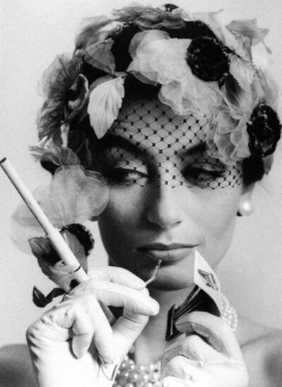 William Klein, 'Anouk Aimée', 1961