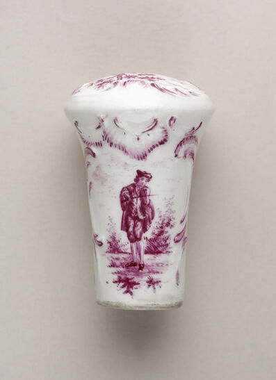 Meissen Porcelain Factory, 'Cane handle', 1737-1741
