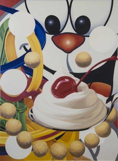 Jeff Koons, 'Loopy', 2000