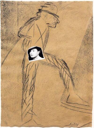 R. B. Kitaj, 'Parist', 1997-2000