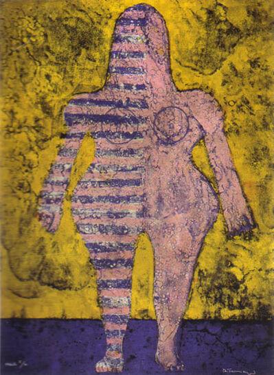 Rufino Tamayo, 'Mujer', 1973